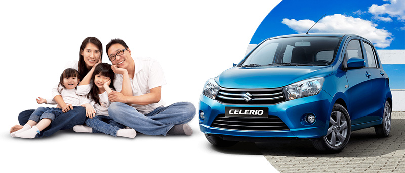 Suzuki Celerio