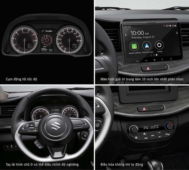 Suzuki XL7 là tuyệt vời nhất cho lựa chọn của mọi gia đình