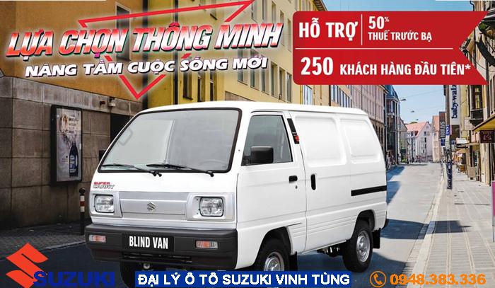 Suzuki khuyến mãi lớn nhân kỷ niệm 25 năm thành lập tại Việt Nam