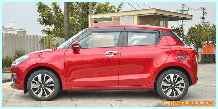 Review giới thiệu đánh giá xe Suzuki Swift thế hệ mới