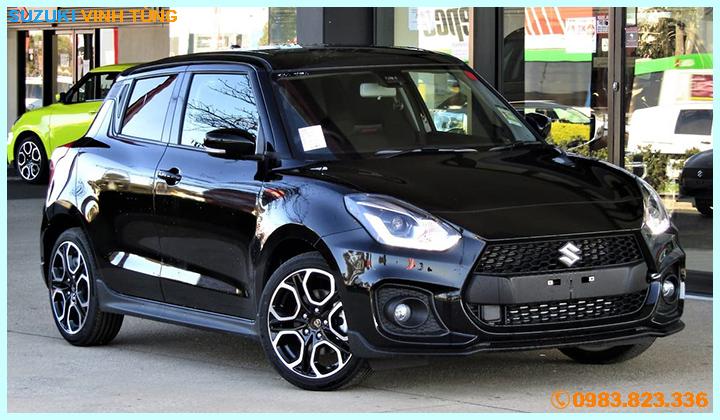 Giá xe ô tô Suzuki mới cập nhật