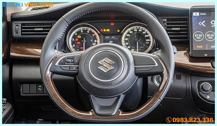 Review đánh giá xe ô tô Suzuki Ertiga mới nhất hiện tại