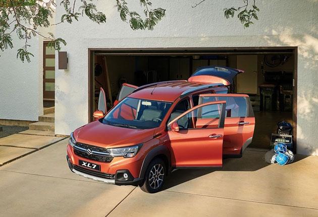 Clip review giới thiệu xe Suzuki XL7 mới nhất hiện tại