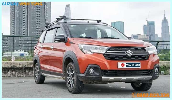 Bảng giá xe ô tô Suzuki 4 chỗ 7 chỗ mới   Suzuki Ciaz, XL7, Ertiga, Swift