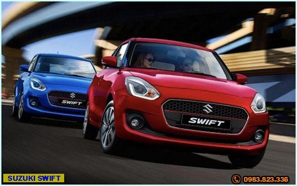 Báo giá lăn bánh xe Suzuki Swift tại Gia Lai mới nhất