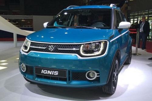 Suzuki Ignis 238 triệu đồng có gì hấp dẫn?