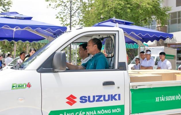 Suzuki đồng hành cùng nhà nông