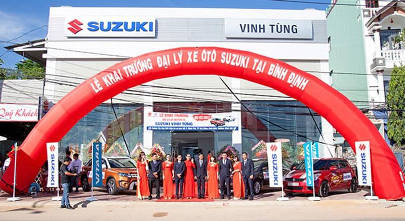 Chính tức công bố ra mắt Suzuki XL7 tại việt nam