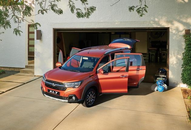 Suzuki XL7 và những lý do để mọi gia đình Việt ưa thích