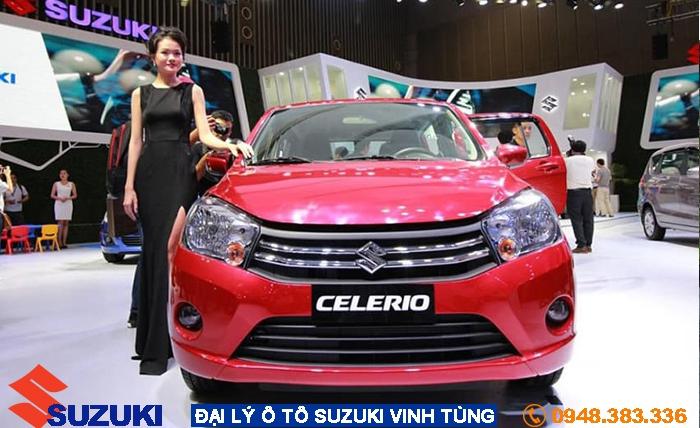 Suzuki Celerio - Hatchback hạng A điệu đà cho phái đẹp
