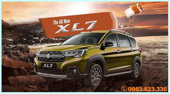 Giá xe ô tô Suzuki khuyến mãi mới cập nhật | Đại lý ô tô Suzuki Vinh Tùng