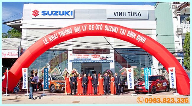 Ô tô Suzuki Vinh Tùng khuyến mãi